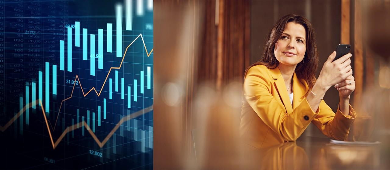 Foto: Klaus Siegers, Vorsitzender des Vorstandes der Weberbank Actiengesellschaft