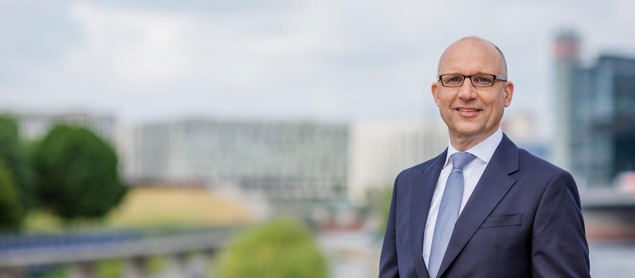 Oliver Borgis Leiter Vermögensverwaltung