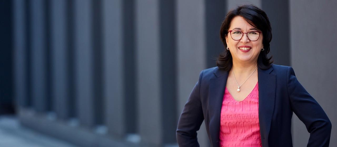 Karin Kohler Mitglied des Vorstandes der Weberbank-Stiftung
